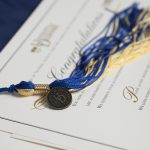 Tassel and diploma