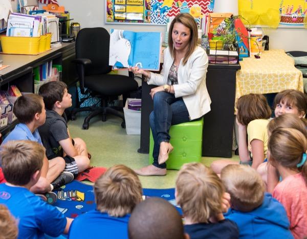 Sharon Walpole develops open-access elementary English curriculum