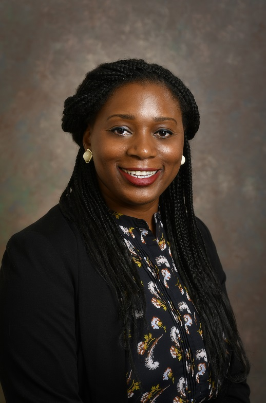 Akisha Jones Sarfo portrait