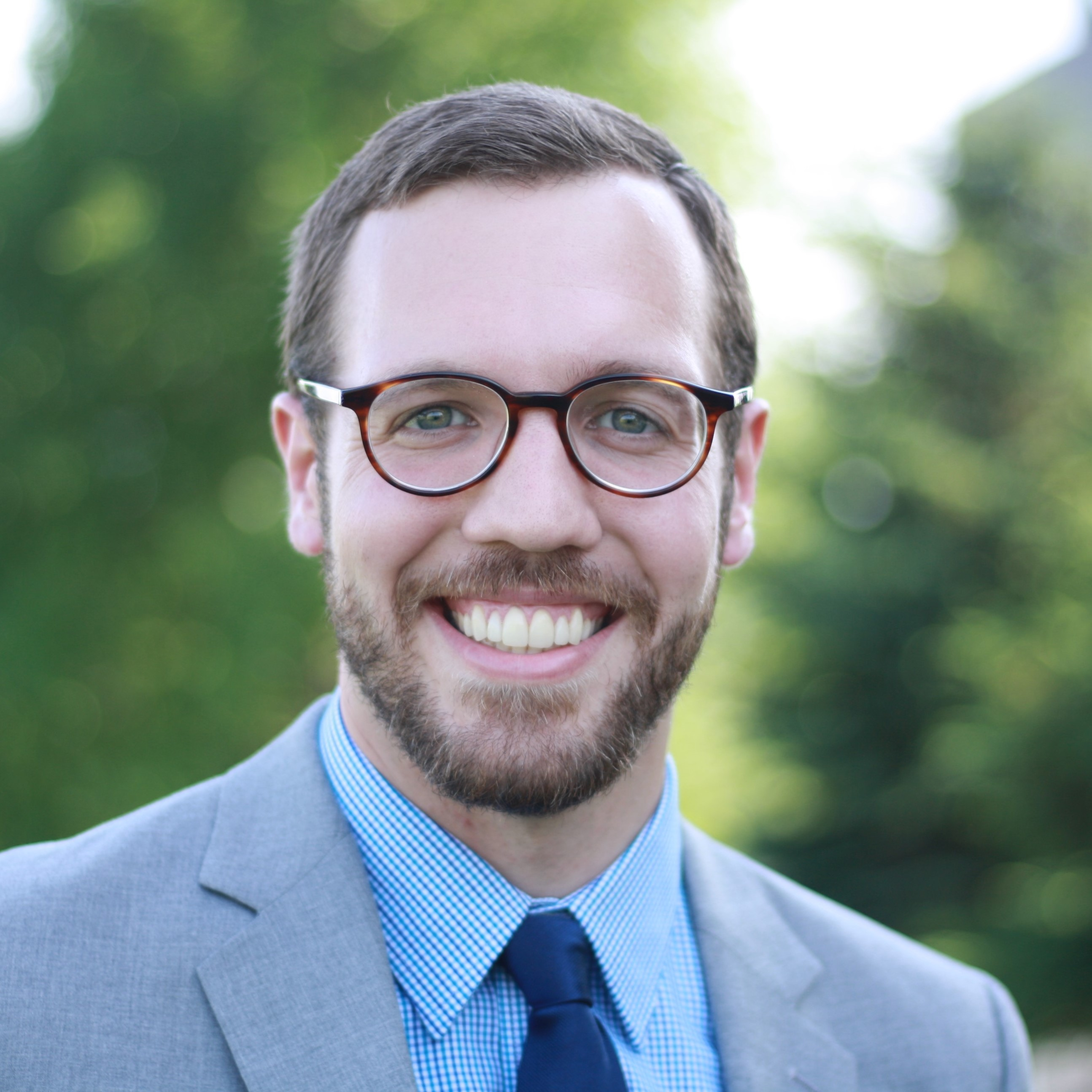 Ethan Smith portrait